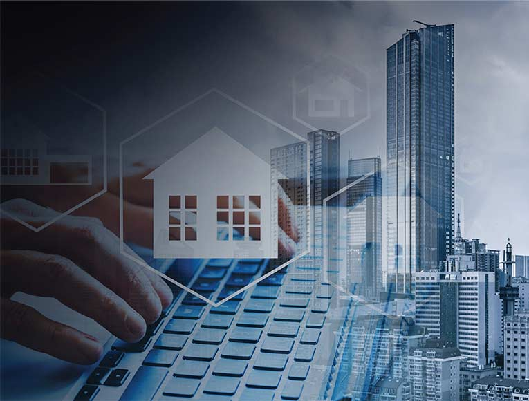 Customer data collected increased circulation of real estate publication