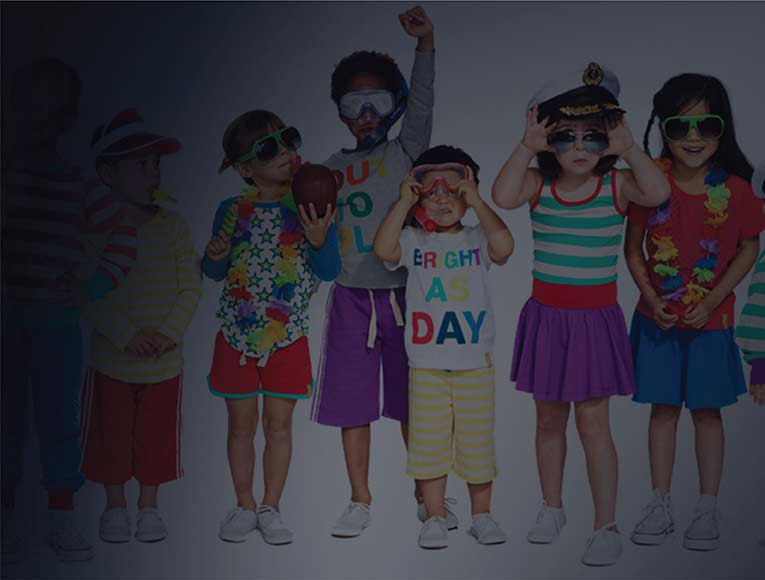 46,000 kids' wear images edited within 12 hours
