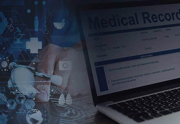 Patient record digitization drives data driven insights
