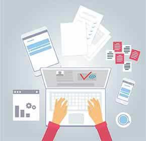 Data capture validation & processing