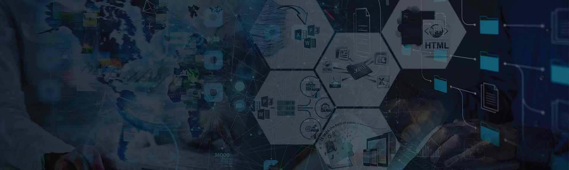 Data Conversion Services Banner