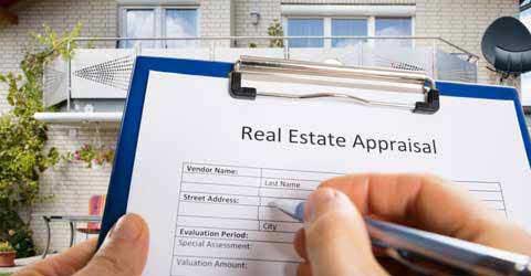 Appraisal Data Entry