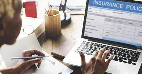 Insurance Documents Data Entry