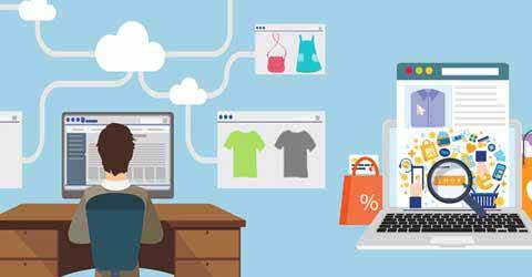 E-commerce Data Entry
