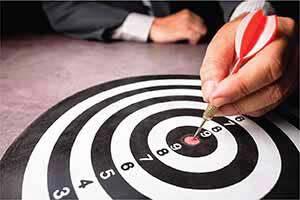 Set your targets. Identify KPIs