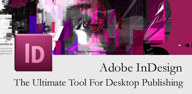 InDesign Tool for DTP