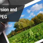 Raw Image Conversion and Processing Into JPEG