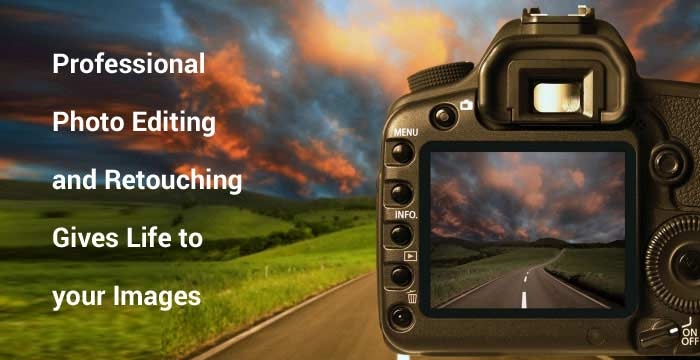 Professional Photo Editing and Retouching Gives Life to Your Images