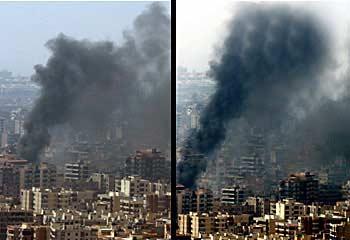 Lebanon War Photographs
