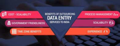 Top 5 Reasons: Why You Should Outsource Your Data Entry Services to India?