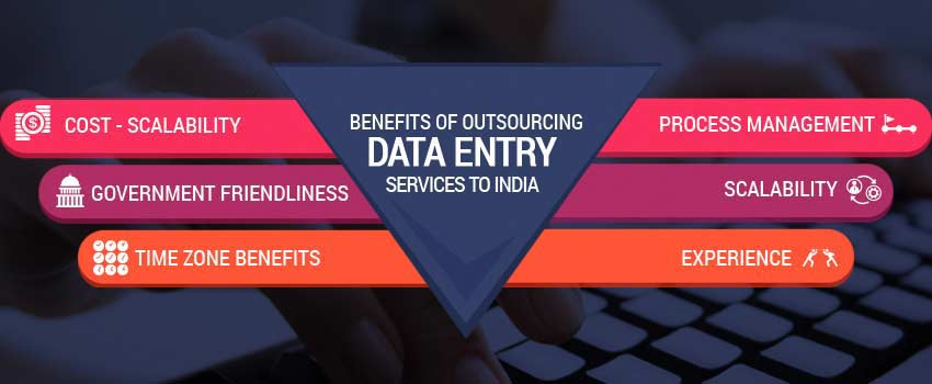 Why You Should Outsource Your Data Entry Services to India?