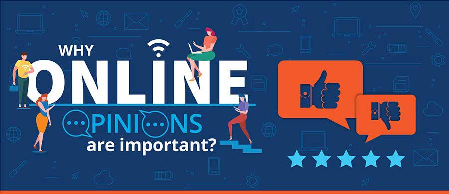 Online Reviews are Today's Mouth of Word Publicity [Infographic]