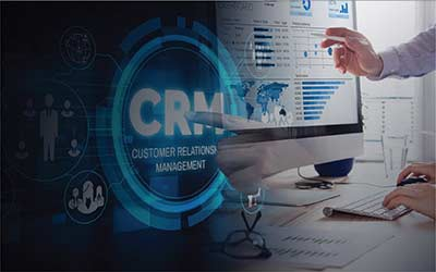 CRM Data Update for IT Services Company